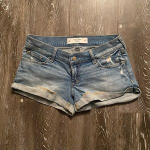 Pants - Abercrombie & Fitch shorts